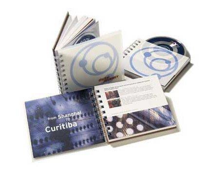 Digital Journey Promo CD