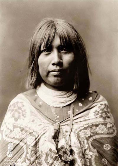 Mohave-Indian-Woman