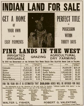 indian land.