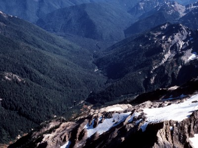 Upper River Glacier