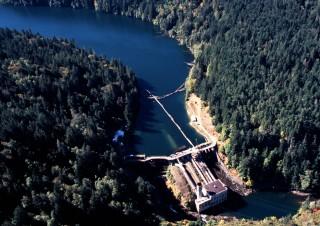 Lower Elwha Dam