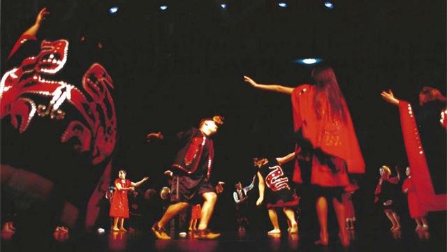 Klallam_Dancers