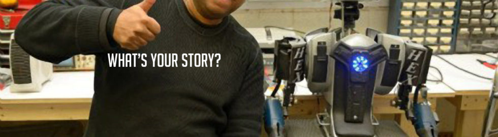 What's Your Story?