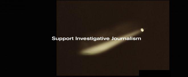 Support Investigative Journalism